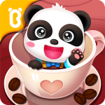 Baby Panda's Café- Be a Host of Coffee Shop & Cook 8.24.10.00 APK