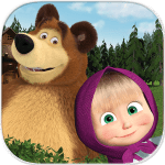 Masha and the Bear. Educational Games 1.9 APK