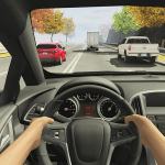 Racing in Car 2  APK