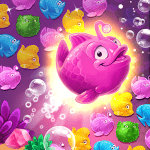 Mermaid – treasure match-3 2.15.0 APK