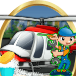Helicopter Repair & Wash Game 1.0 APK