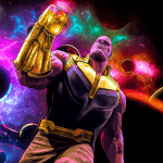 Super Monster Thanos Battle – City Fighting Game 1.1 APK
