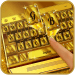 Aurum Gold Keyboard Theme 10001004 APK