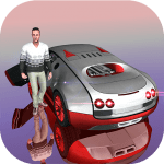 Car Parking 3D: Super Sport Car 4 APK