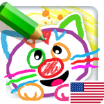 Drawing for Kids Learning Games for Toddlers age 3  APK
