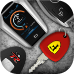 Keys and engine sounds of supercars 1.0.1 APK