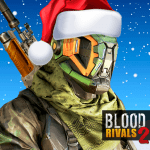 Blood Rivals 2: Christmas Special Survival Shooter 1.3 APK