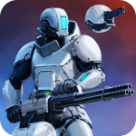 CyberSphere: SciFi Third Person Shooter 1.8.7 APK