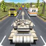 Tank Traffic Racer 2 1.1.1 APK