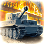 1944 Burning Bridges – a WW2 Strategy War Game